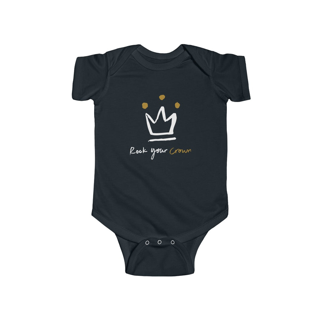 Heir Crown Collection Babysuit - elouise + ethel