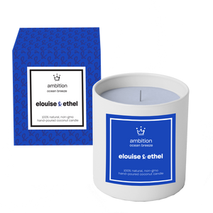 Ambition Candle - elouise + ethel