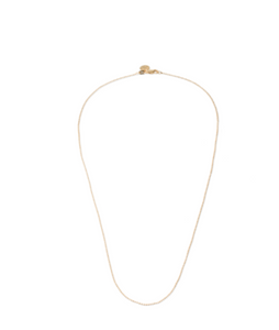 "20"" Gold Chain - elouise + ethel"