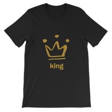 Load image into Gallery viewer, Heir KING men's t-shirt - elouise + ethel