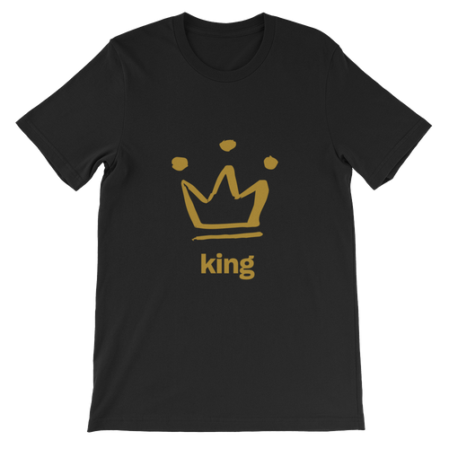 Heir KING men's t-shirt - elouise + ethel