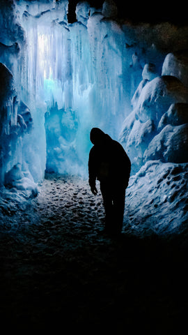 Ice Castles Entrance