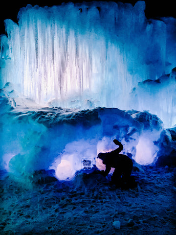 Dillon Ice Castles Tunnels