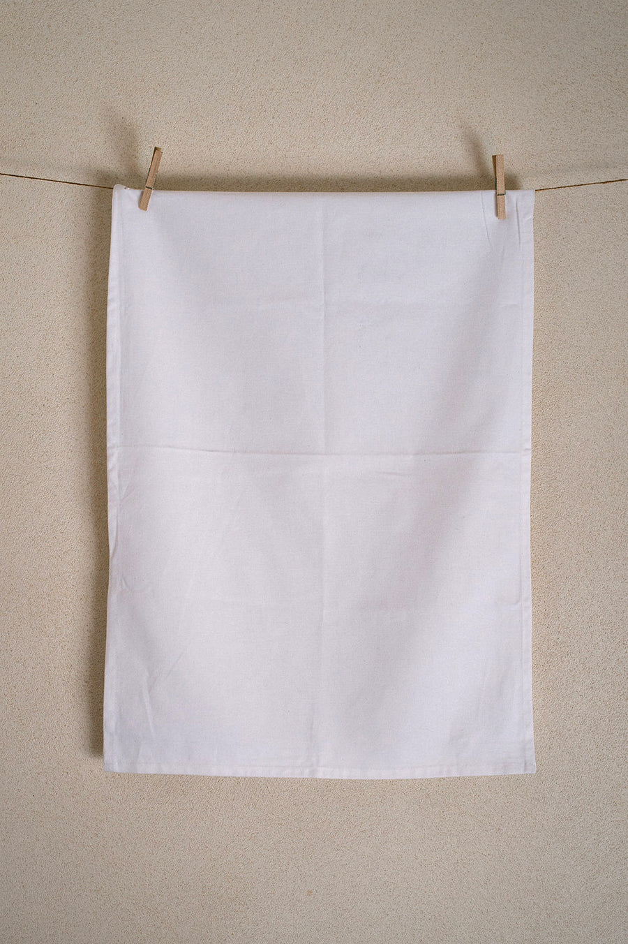 Tea Towel - White Custom