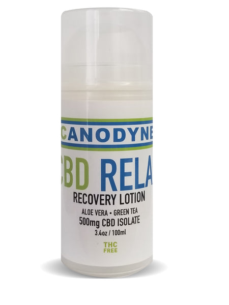 CBD RELAX Lotion - 500mg