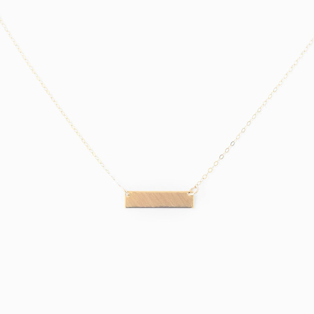 MYLA BAR NECKLACE