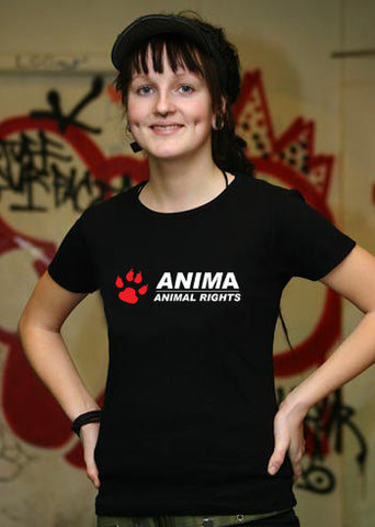 "Anima - logo ""animal rights"""