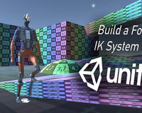 Create a Foot IK System From Scratch in Unity C#
