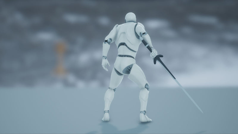 Adventure Animset for Unreal Engine