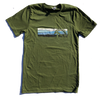 MEB Mountain Tee - Green