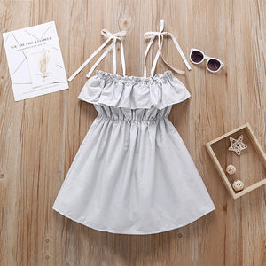Sleeveless Tutu Dress