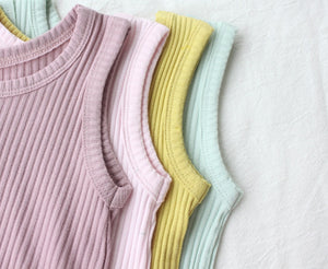 Knitted Rompers (Multiple Colors)