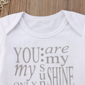 You are my Sunshine Outfit