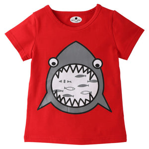 Shark T-Shirt (4 Colors)