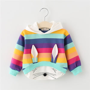 Funny Bunny Hoodie