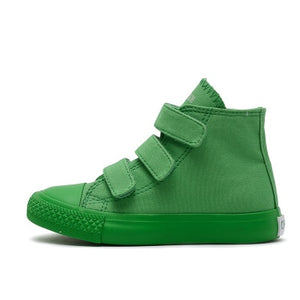 High Top Kids Canvas Shoes