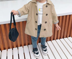 Kid's Favourite Trench Coat