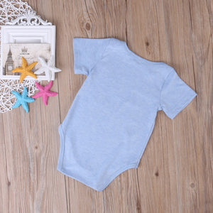 Mommy Short-sleeve Onesie u2