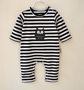 Striped Owl 3pcs Set