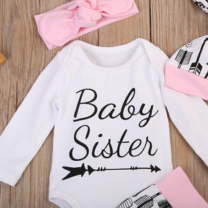 Baby Sister Girls Outfit