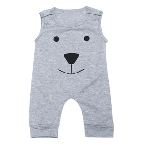 Unisex Bear Jumpsuit