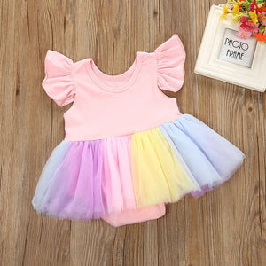 Unicorn Princess Tutu Dress
