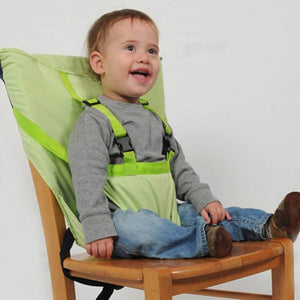 Seat Anywhere™ - Portable High Chair d1