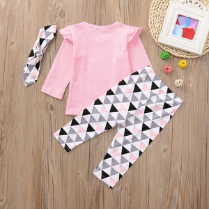 Shapes & Smiles 3-piece set