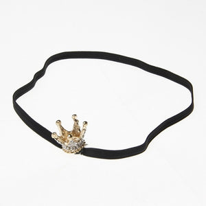 Bitsy Crown Headband (Multiple Colors)