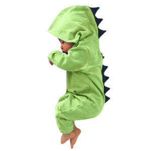 Little Dinosaur Long Sleeve u1