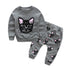 Cat Tracksuit Set