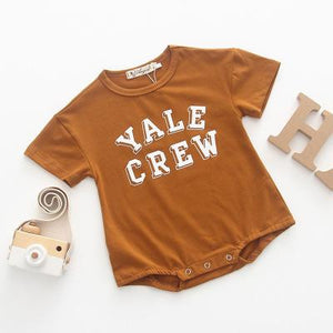 Yale Crew Onesie (3 Colors)