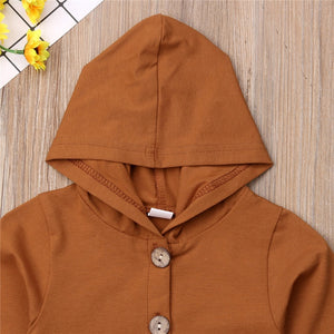 Little Peanut Hooded Onesie