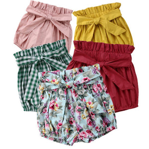 Bloomer Bow Pants