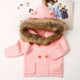 Mini Bear Knitted Coat