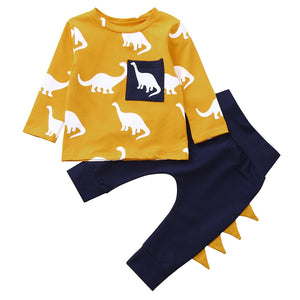 Dinosaur 2pcs Set