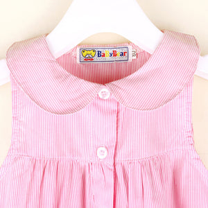 Collared Summer Dress d1