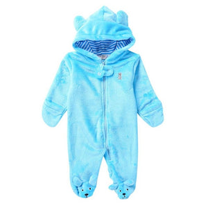 Winter Bear Onesie
