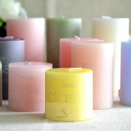 Classic Aromatherapy Smokeless Candle - 5x5cm(90g)