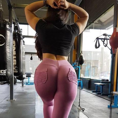Sexy Slim Pocket Sports & Yoga Pants Fitness Leggings