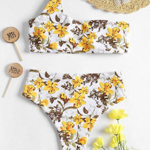 Islands Flower Bikini