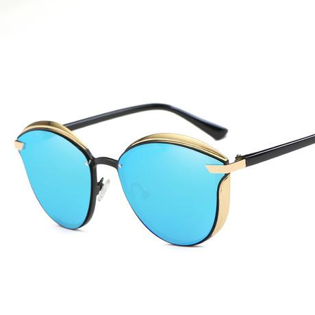 Golden Frame Polarized Sunglasses (2 Colors)