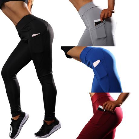 Mobile Phone Pocket Running/ Sports/ Fitness/ Yoga Pants/ Leggings