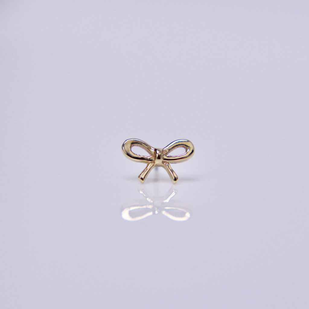 BVLA Flat Bow Pushpin End