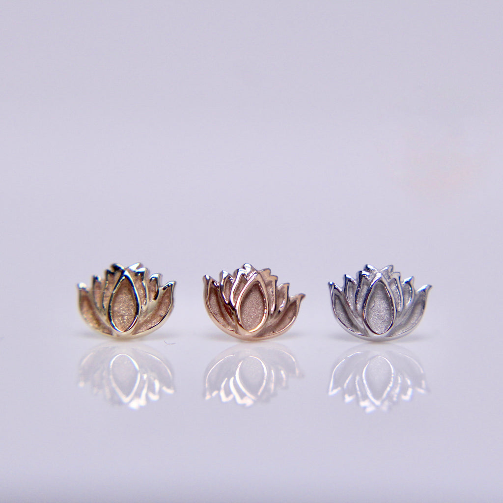 BVLA Relief Lotus Pushpin End