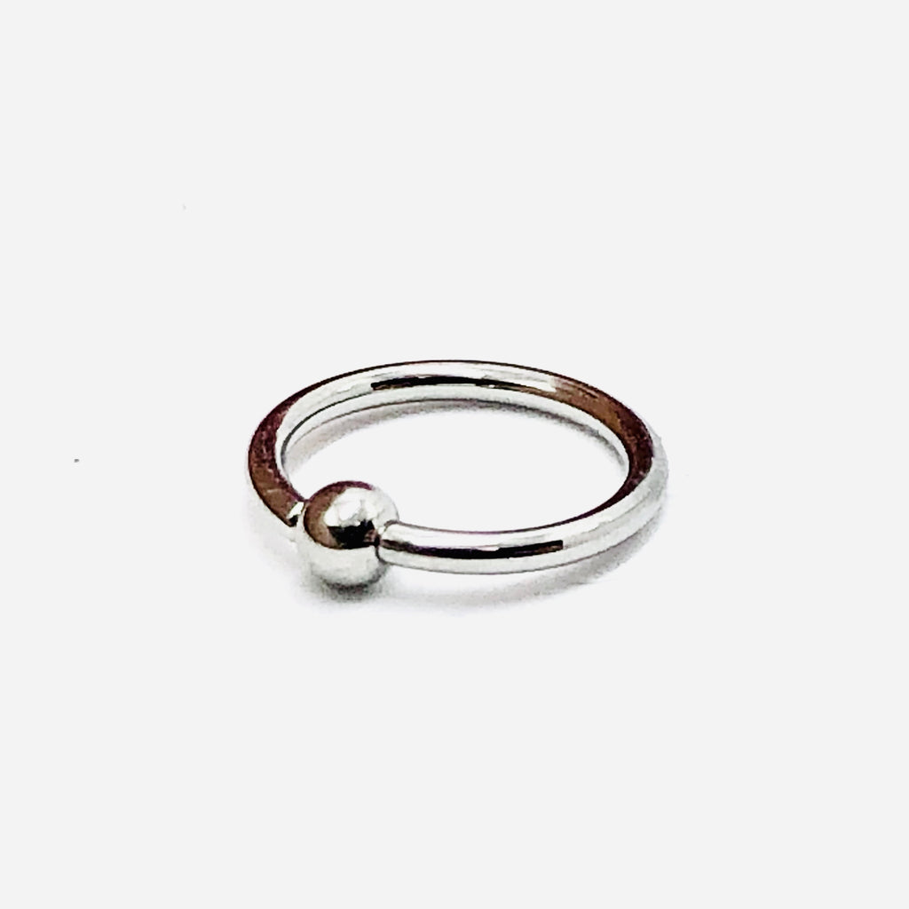 Industrial Strength Captive Bead Ring