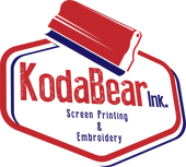 KodaBear Ink Screen Printing and Embroidery