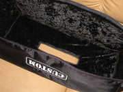 Custom padded cover for KUSTOM DOUBLE CROSS head amp