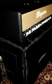 "Custom padded cover w/zippers for Mesa Boogie 4x12"" Oversize Straight cab"