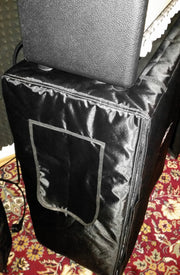 "Custom padded cover w/zippers for Mesa Boogie 4x12"" Oversize Straight Diamond Pl"